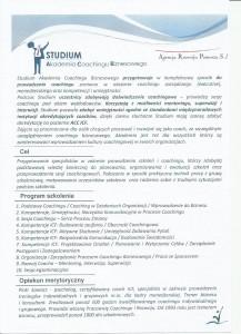 Studium ACB